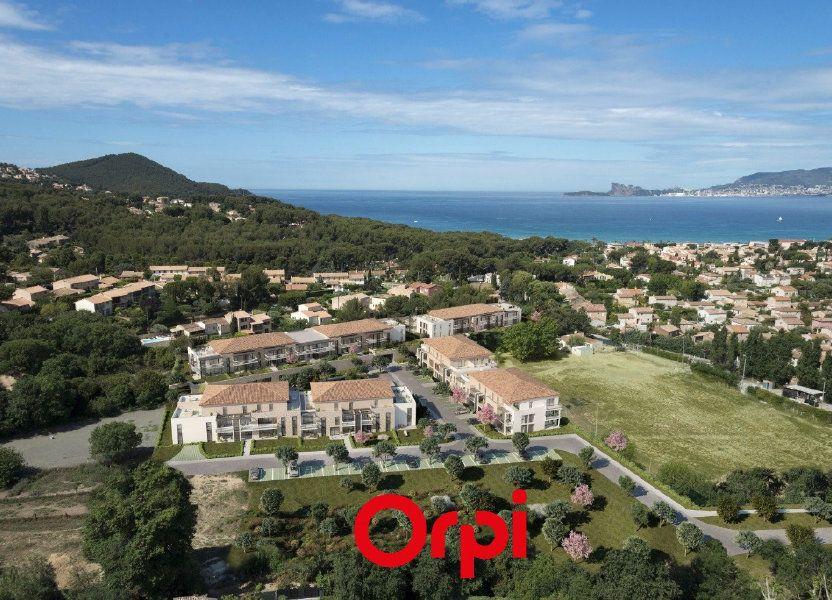 Appartement à vendre 43.75m2 à Saint-Cyr-sur-Mer