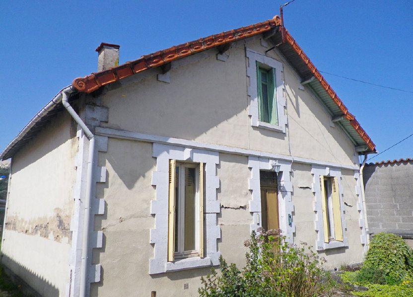 Maison à vendre 90m2 à Angoulême