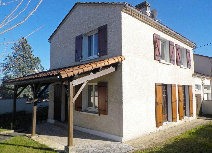 Maison à vendre 97m2 à Angoulême