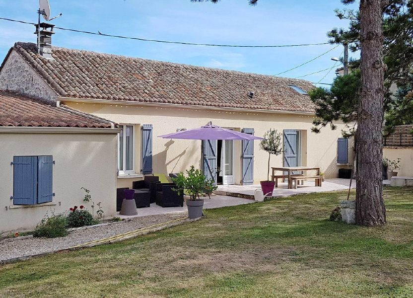 Maison à vendre 114m2 à Angoulême