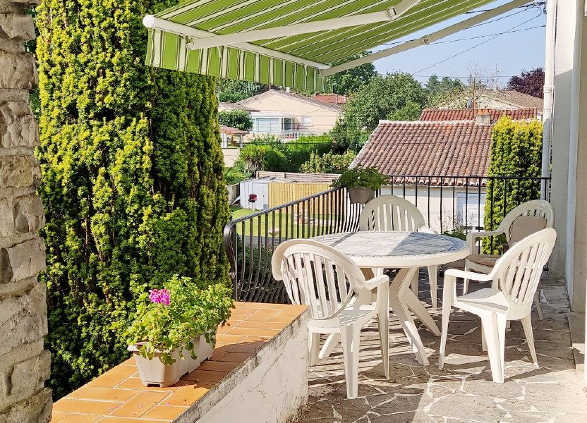 Maison à vendre 113m2 à L'Isle-d'Espagnac