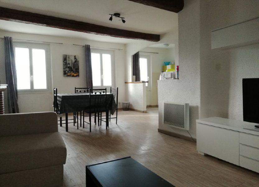 Appartement à louer 48.42m2 à Toulon