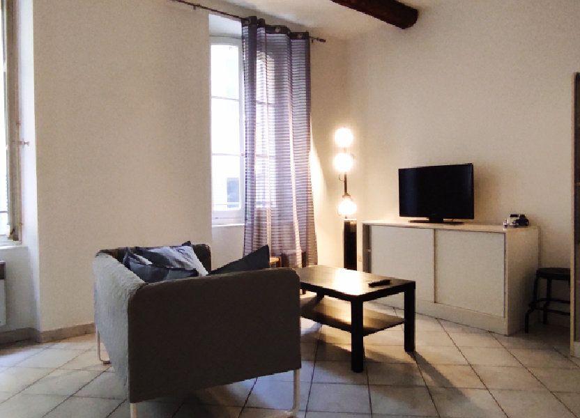 Appartement à louer 30.74m2 à Toulon