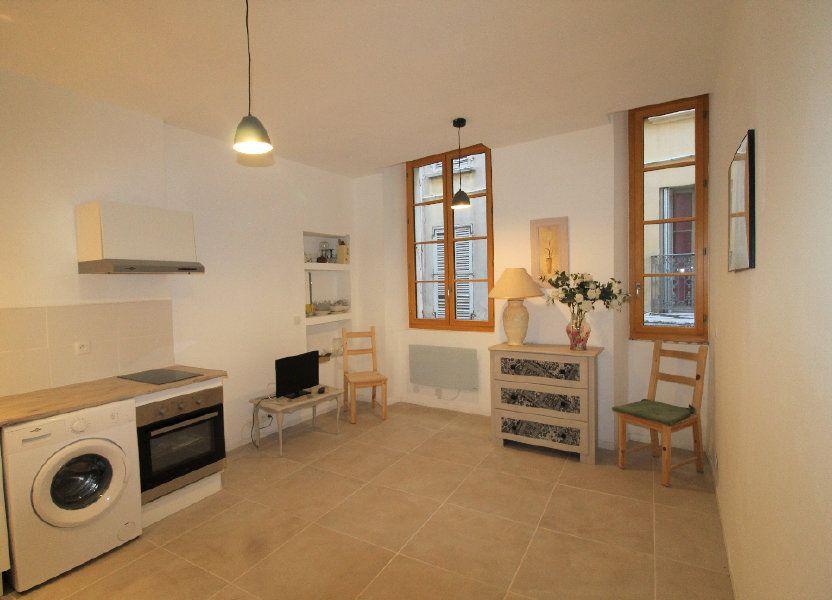 Appartement à louer 18.26m2 à Toulon