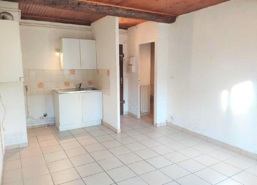 Appartement à vendre 39m2 à Toulon