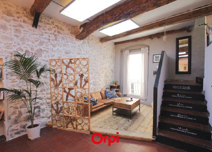 Maison à vendre 70m2 à La Cadière-d'Azur
