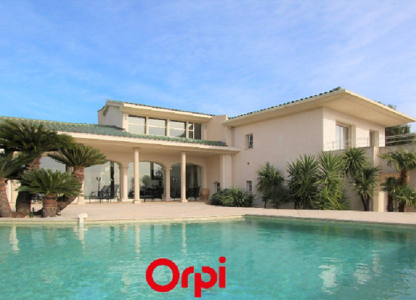 Maison à vendre 298m2 à La Cadière-d'Azur