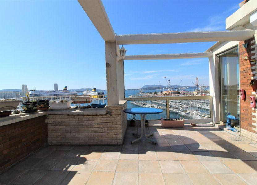 Appartement à vendre 98m2 à Toulon