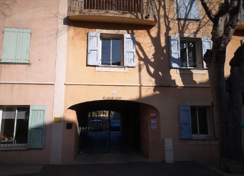 Appartement à louer 60.7m2 à Le Beausset