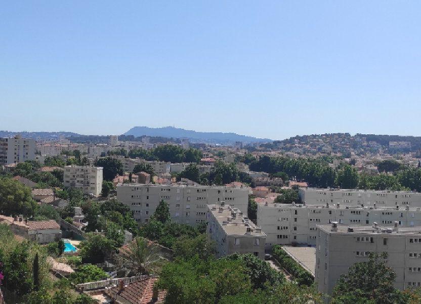 Appartement à louer 53.09m2 à Toulon