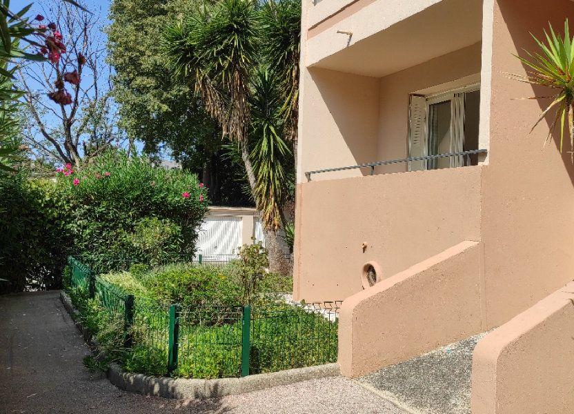 Appartement à louer 41.8m2 à Toulon