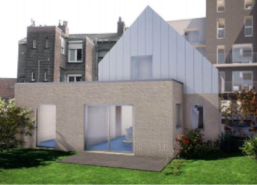 Maison à vendre 90.55m2 à Lille