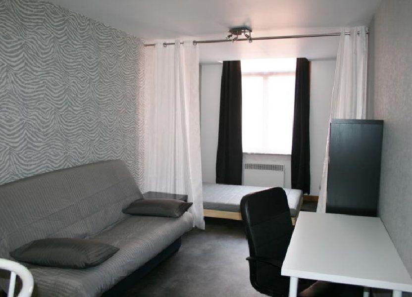 Appartement à louer 32m2 à Lille