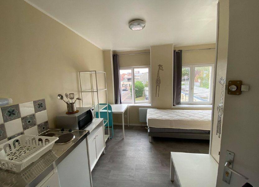 Appartement à louer 18m2 à Roubaix