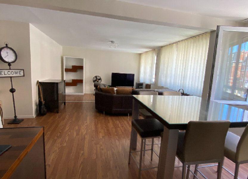 Appartement à louer 95m2 à La Madeleine