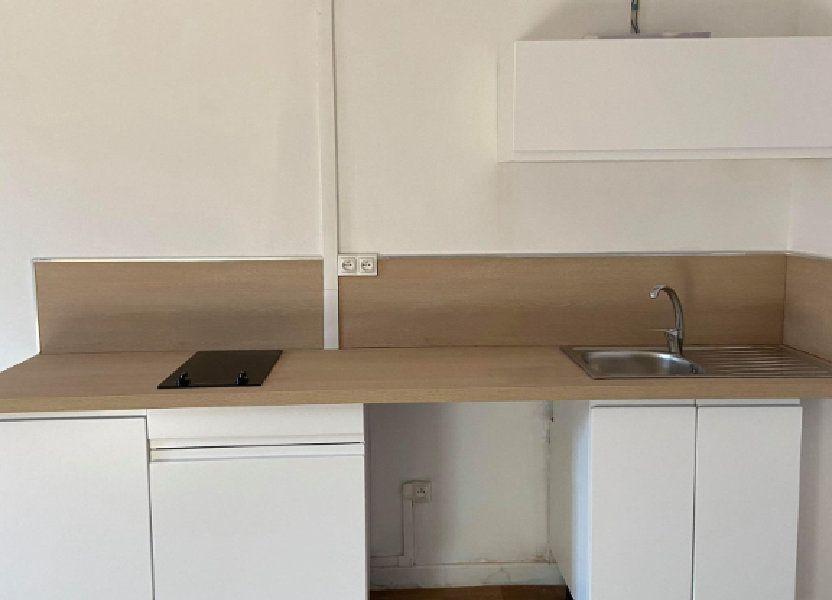 Appartement à louer 24m2 à La Madeleine
