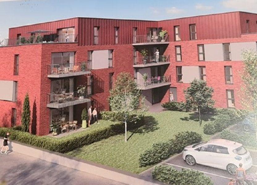 Appartement à vendre 62m2 à Tourcoing