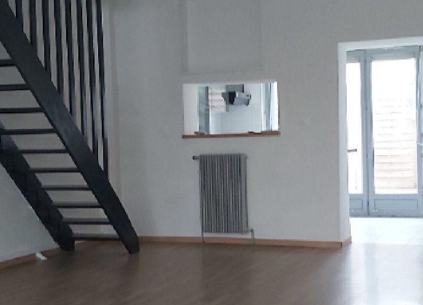 Maison à louer 81.45m2 à Mouvaux