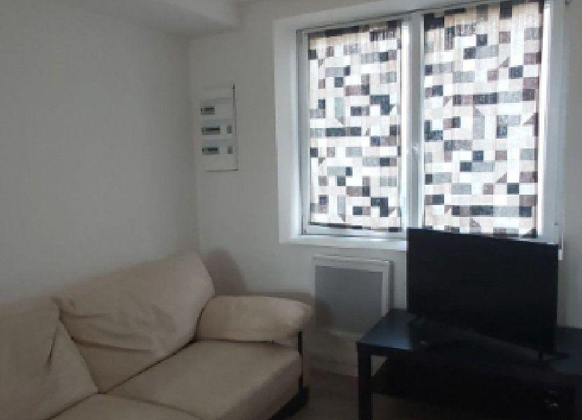 Appartement à louer 37.89m2 à Tourcoing