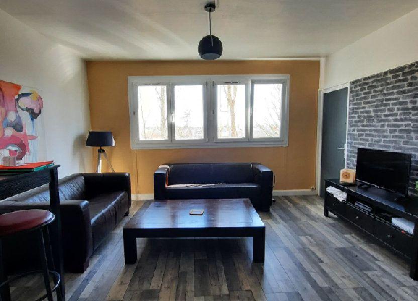 Appartement à vendre 64.27m2 à Villeneuve-d'Ascq