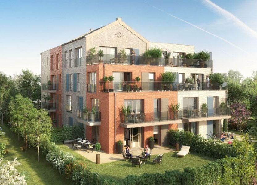 Appartement à vendre 81.34m2 à Mouvaux