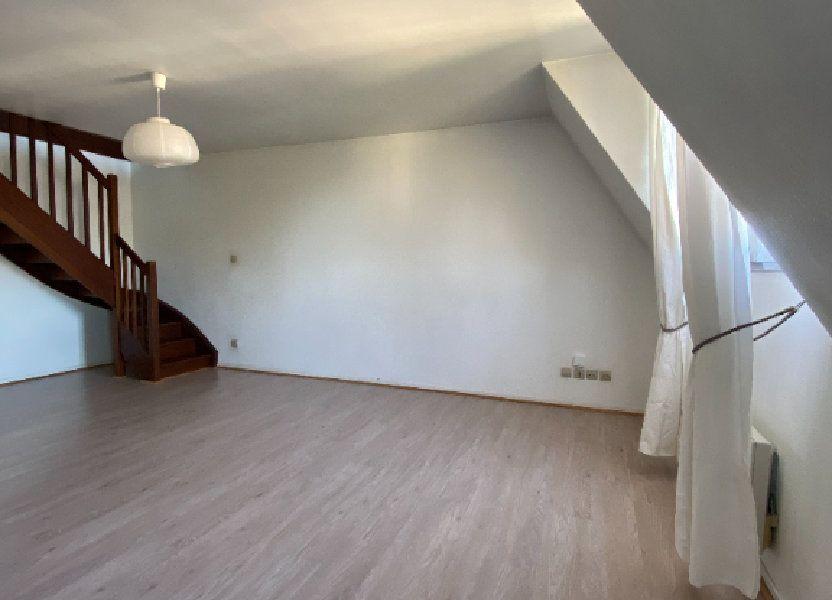 Appartement à louer 48m2 à Lille
