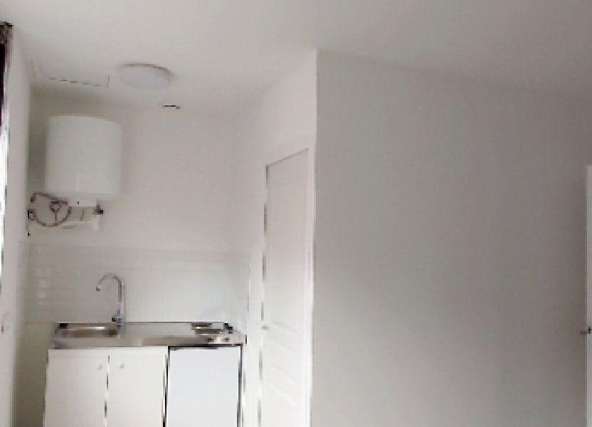 Appartement à louer 14.13m2 à Roubaix