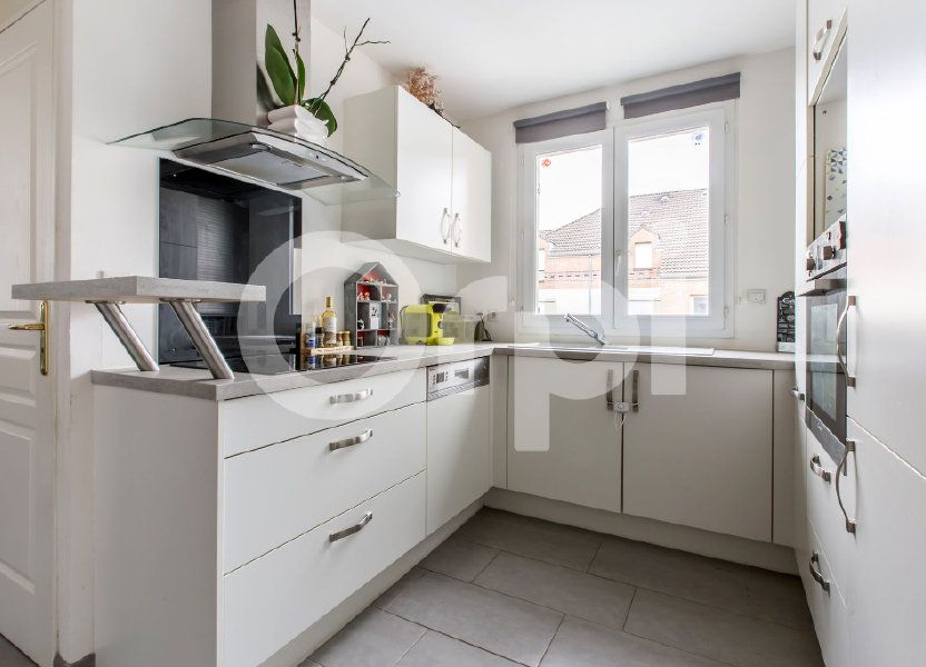 Appartement à vendre 58m2 à Lys-lez-Lannoy