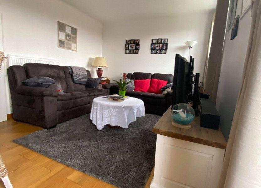 Appartement à louer 78m2 à Mouvaux