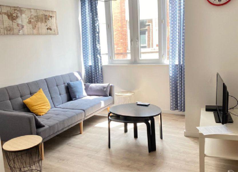 Appartement à louer 80.15m2 à Roubaix