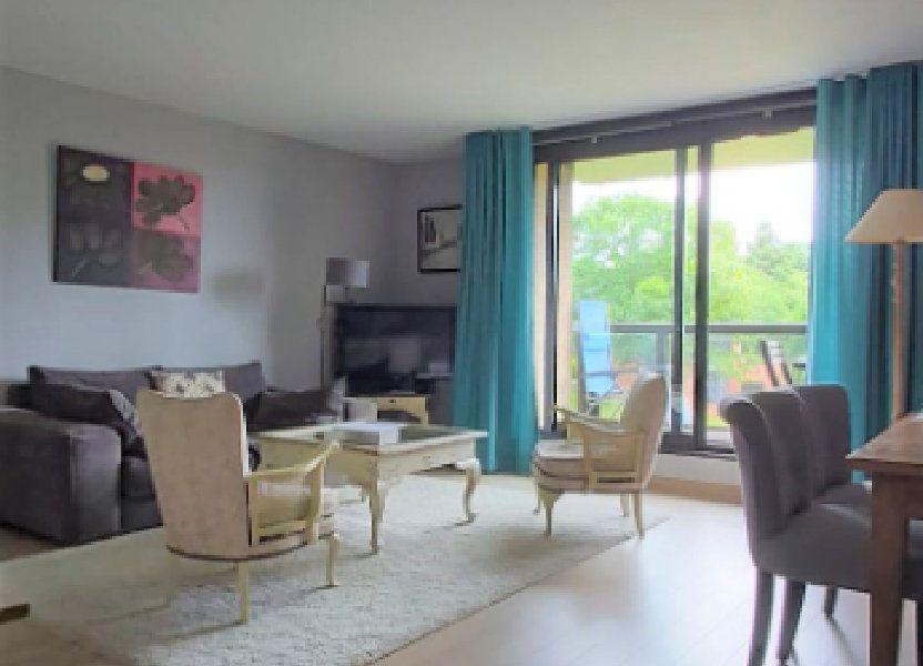 Appartement à louer 83m2 à Mouvaux
