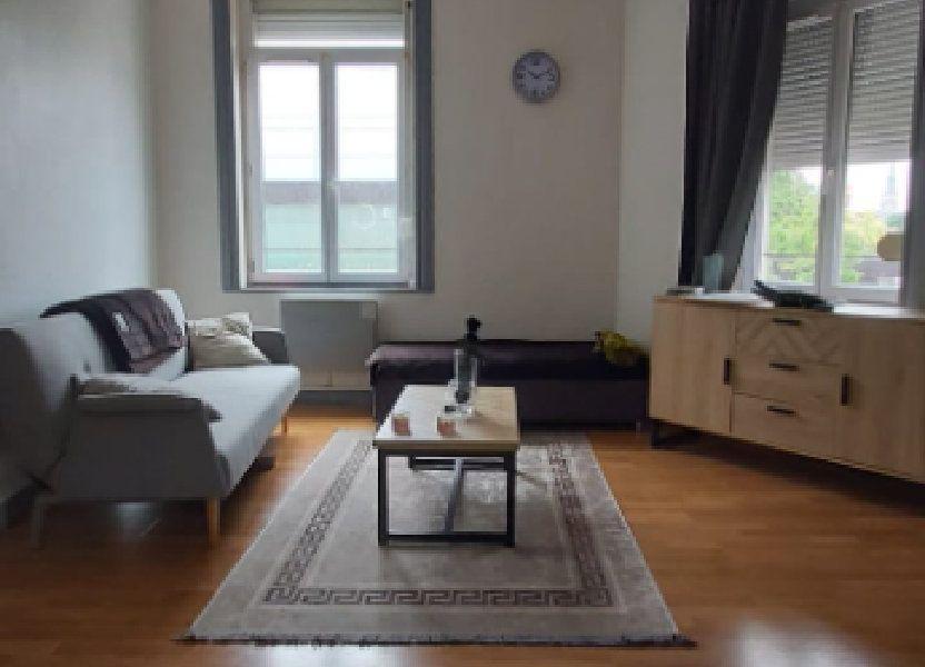 Appartement à louer 41m2 à Tourcoing