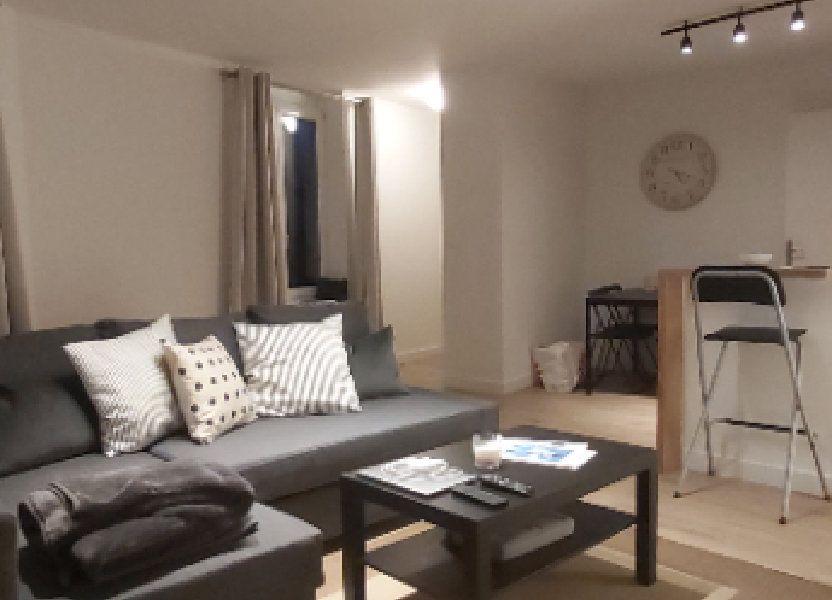 Appartement à louer 50.91m2 à Roubaix