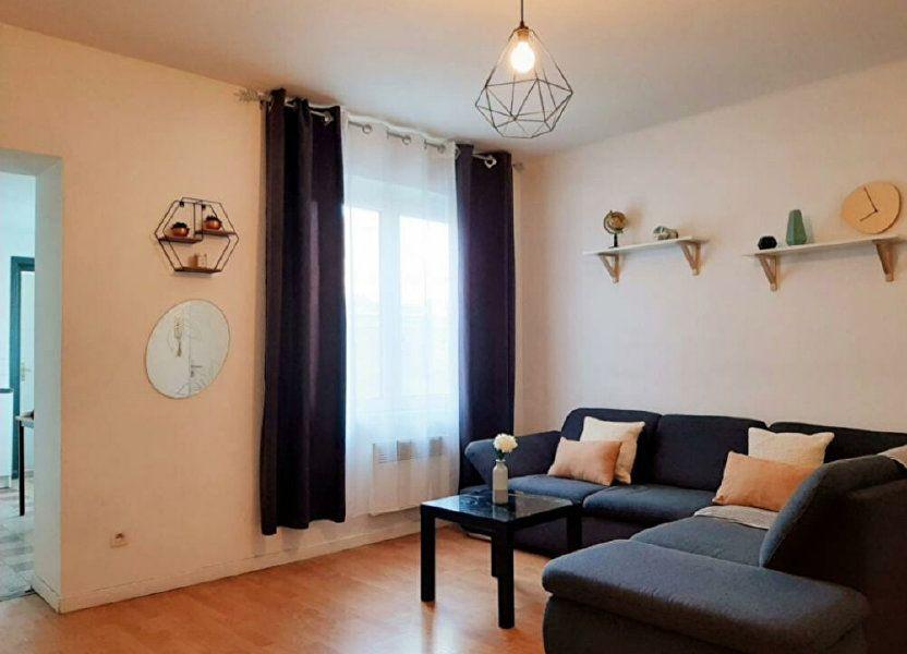 Appartement à louer 47m2 à Marcq-en-Baroeul
