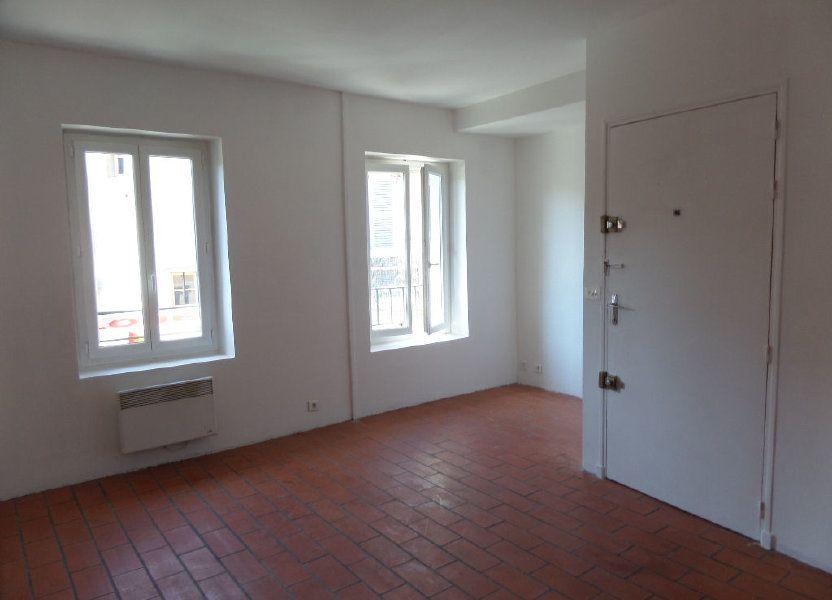 Appartement à louer 36m2 à Cadenet