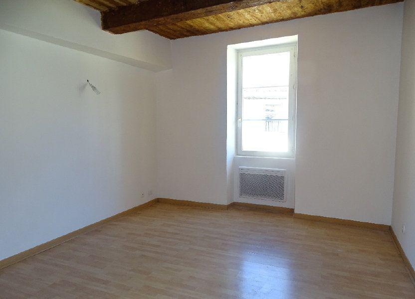 Appartement à louer 31m2 à Cadenet