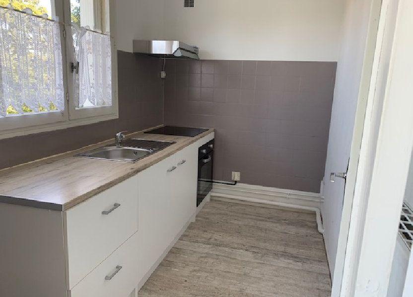 Appartement à louer 47m2 à Roye