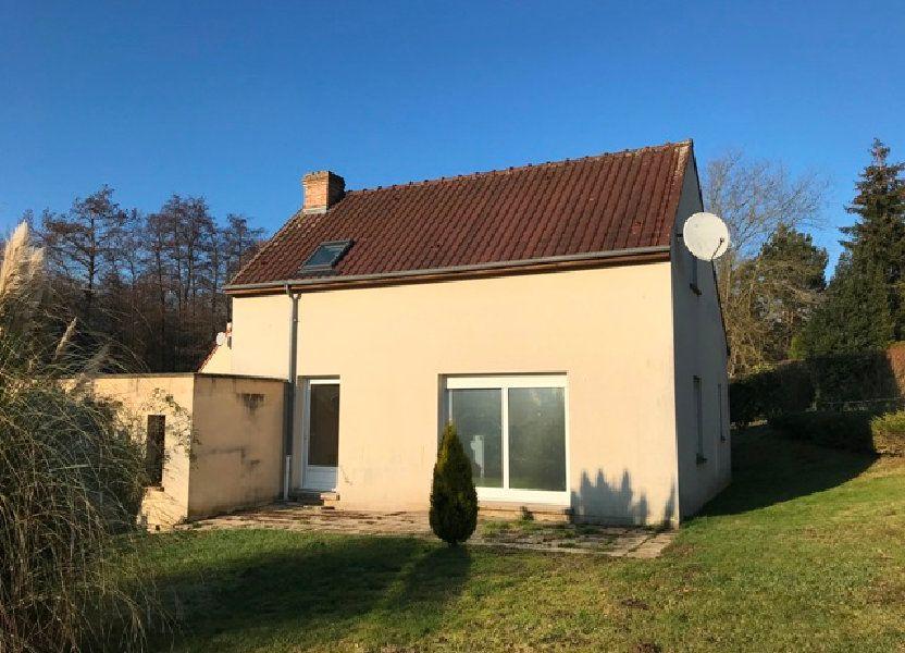 Maison à louer 85.48m2 à Élincourt-Sainte-Marguerite