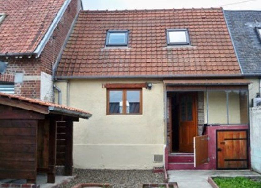 Maison à louer 57m2 à Languevoisin-Quiquery