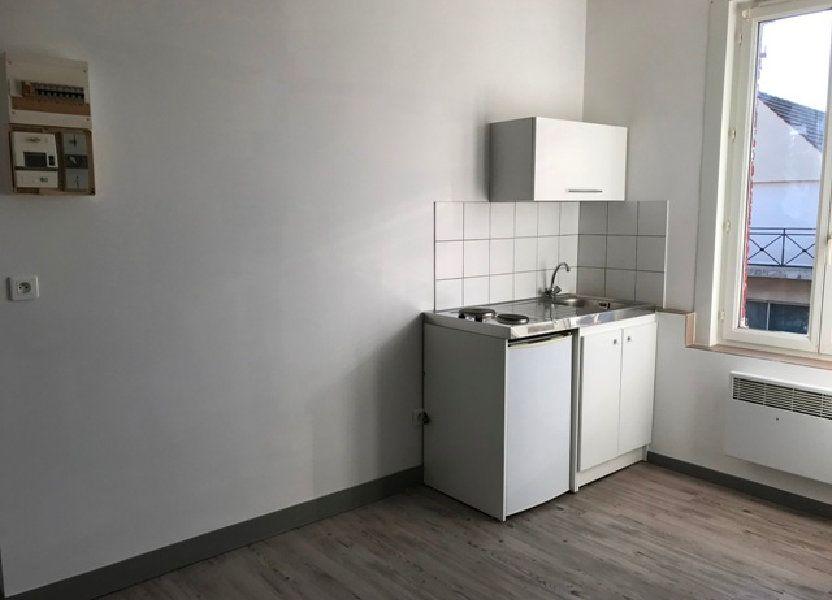 Appartement à louer 16.37m2 à Roye