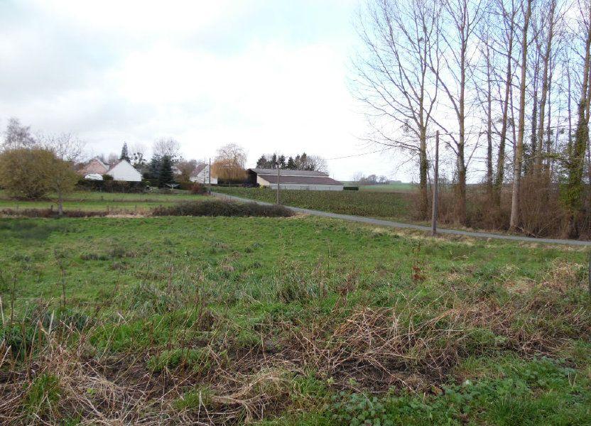 Terrain à vendre 1125m2 à Plessis-de-Roye