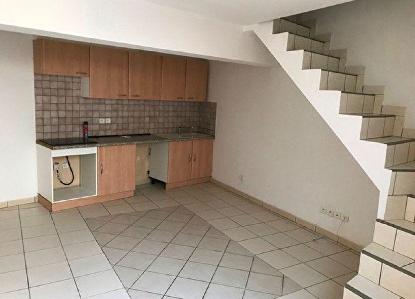 Appartement à louer 27.38m2 à Ribécourt-Dreslincourt