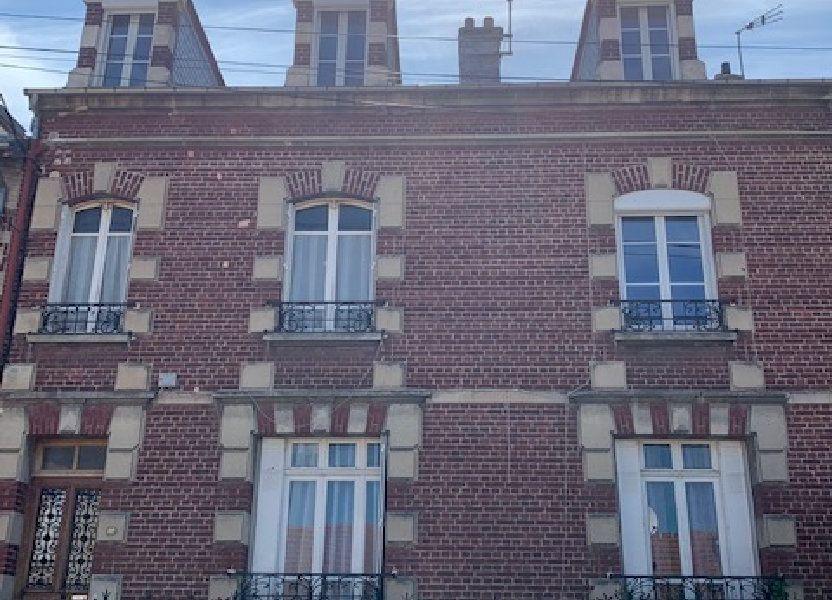Appartement à louer 42m2 à Margny-lès-Compiègne