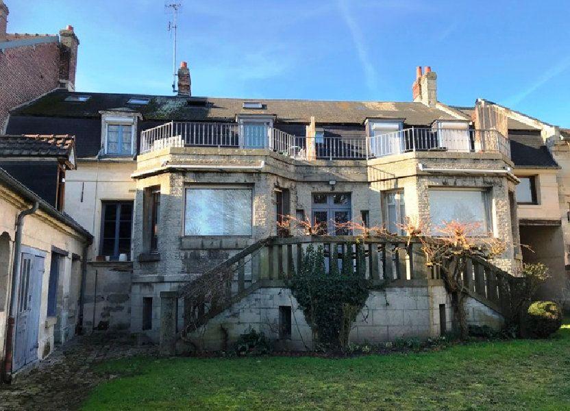 Appartement à louer 32m2 à Ribécourt-Dreslincourt