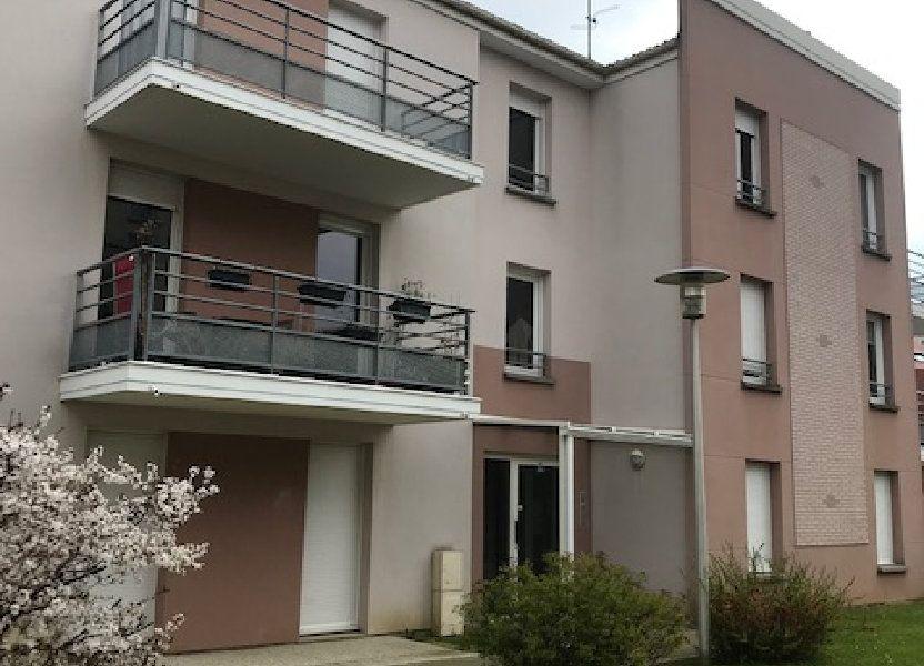 Appartement à louer 54.36m2 à Margny-lès-Compiègne