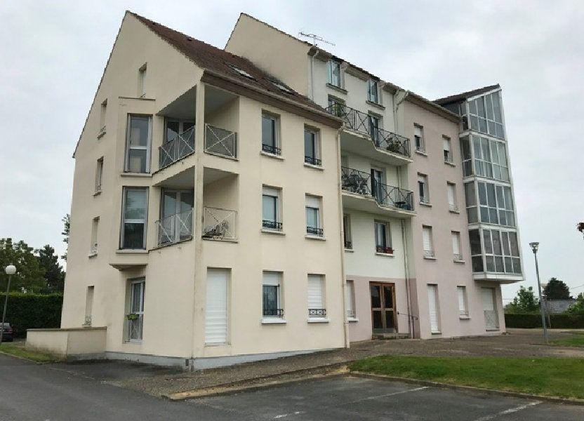 Appartement à louer 71m2 à Ribécourt-Dreslincourt