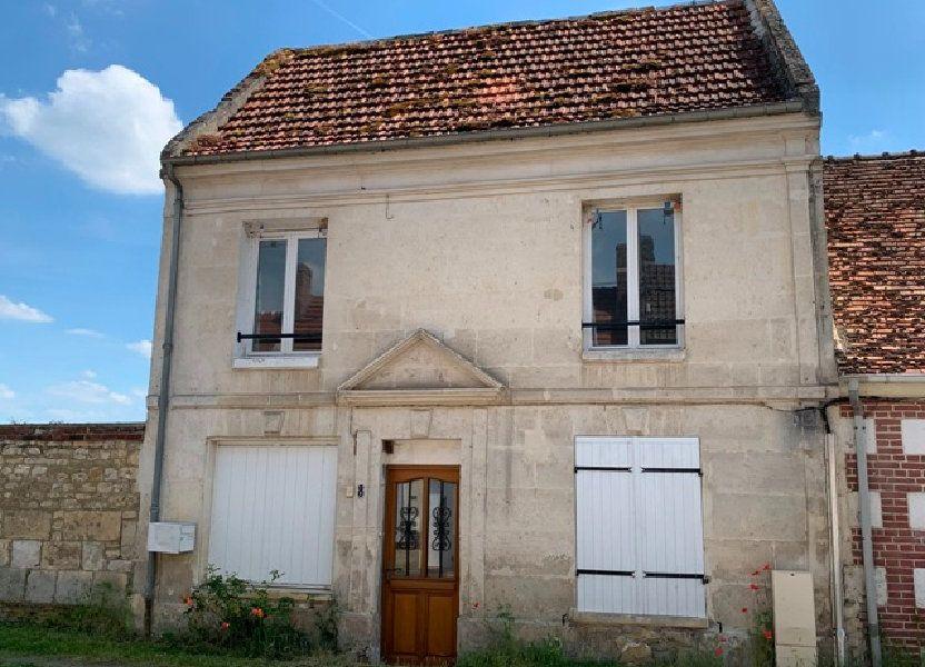 Maison à louer 93m2 à Monchy-Humières