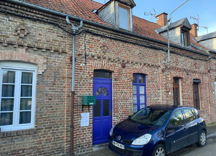 Maison à vendre 62m2 à Pont-Remy
