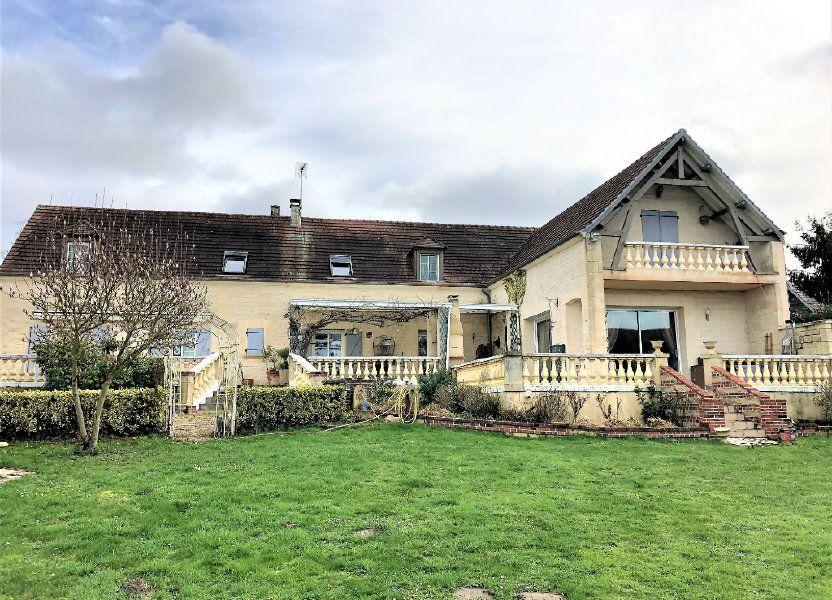 Maison à vendre 273m2 à Margny-sur-Matz