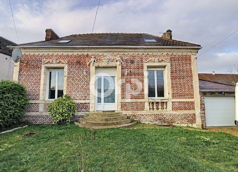 Maison à vendre 122m2 à Marest-sur-Matz
